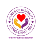 Hands Up Disability Logo